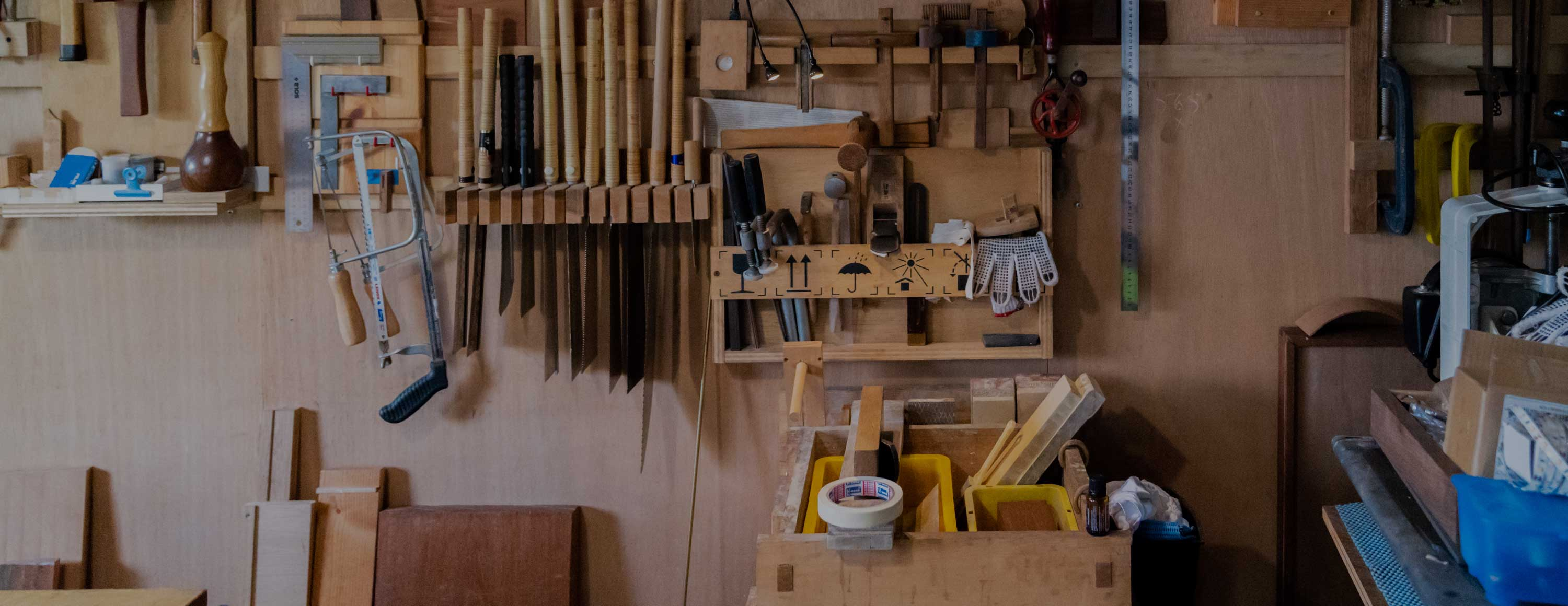 Louis Kwok – The Woodworker