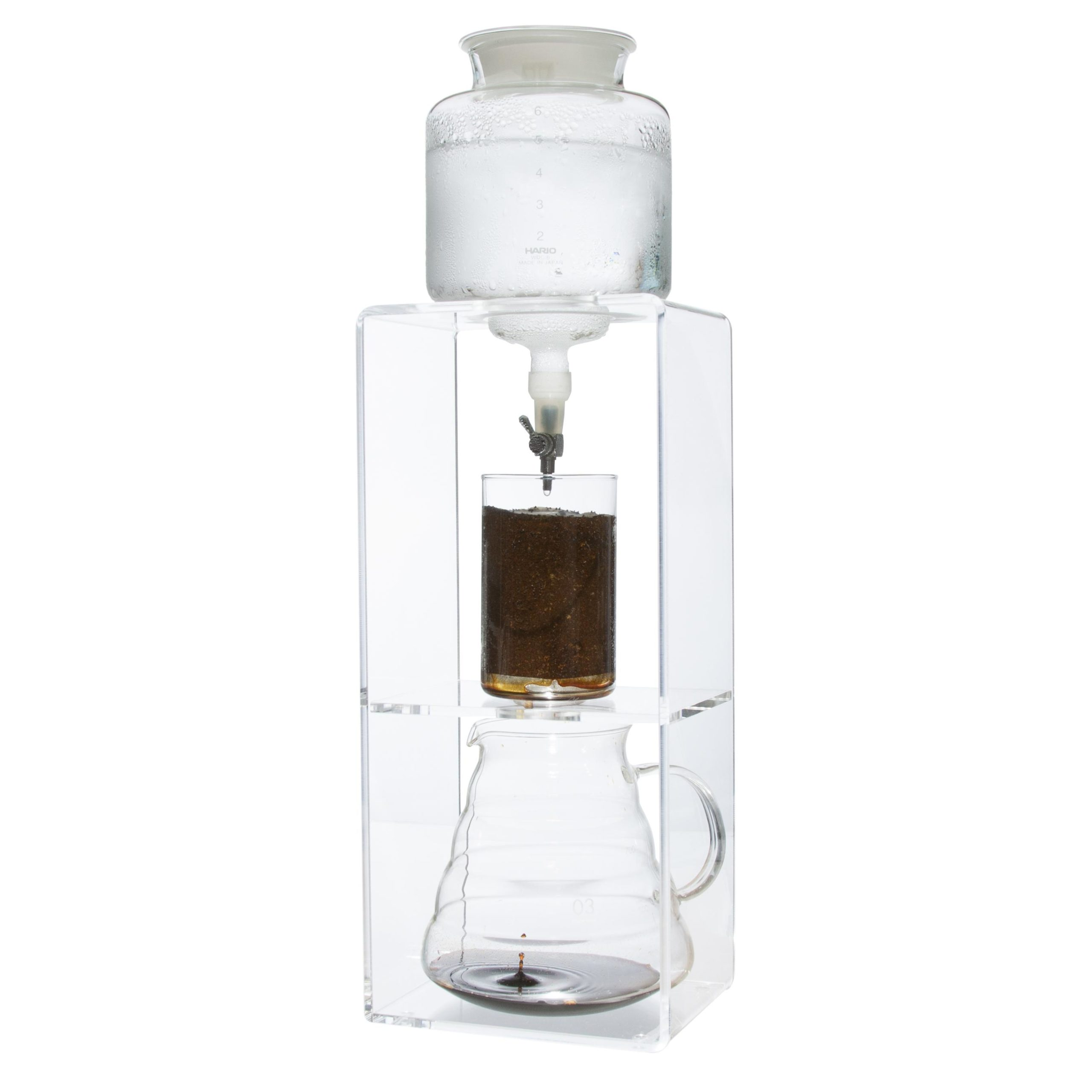 A Hario Cold Water Coffee Drip