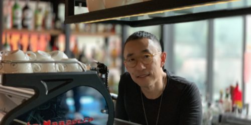 Andrew Wong: Design Wunderkind Turned Accidental Restaurateur