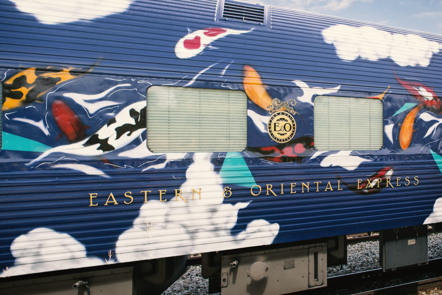 express and oriental train