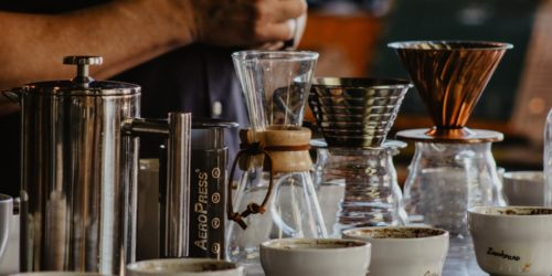 5 Popular Types of Coffee Makers and How to Use Them