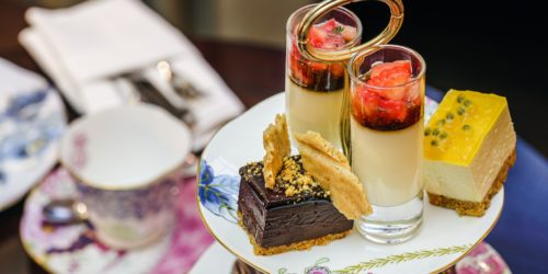 6 of the Most Indulgent High Teas in the World