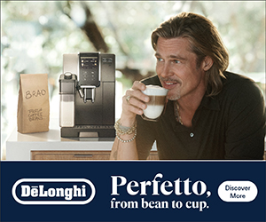 De'Longhi | Perfetto, from bean to cup.