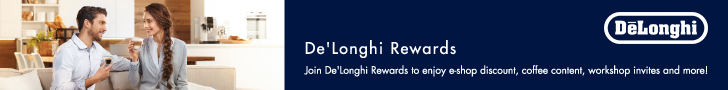 De'Longhi Rewards