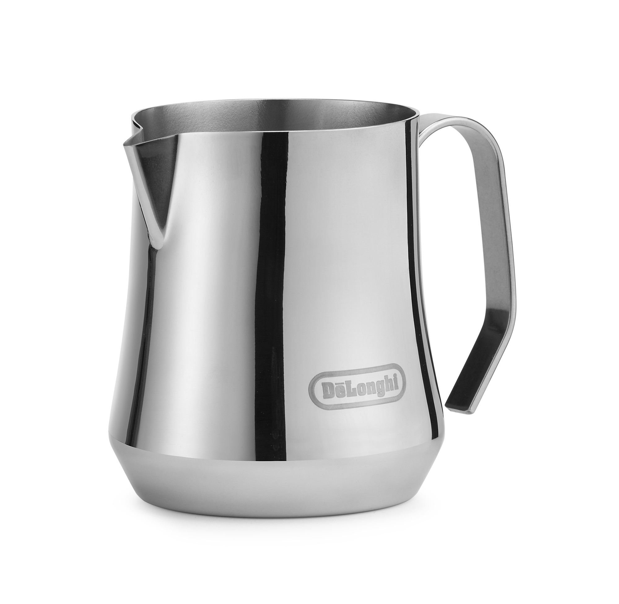 a milk frothing jug